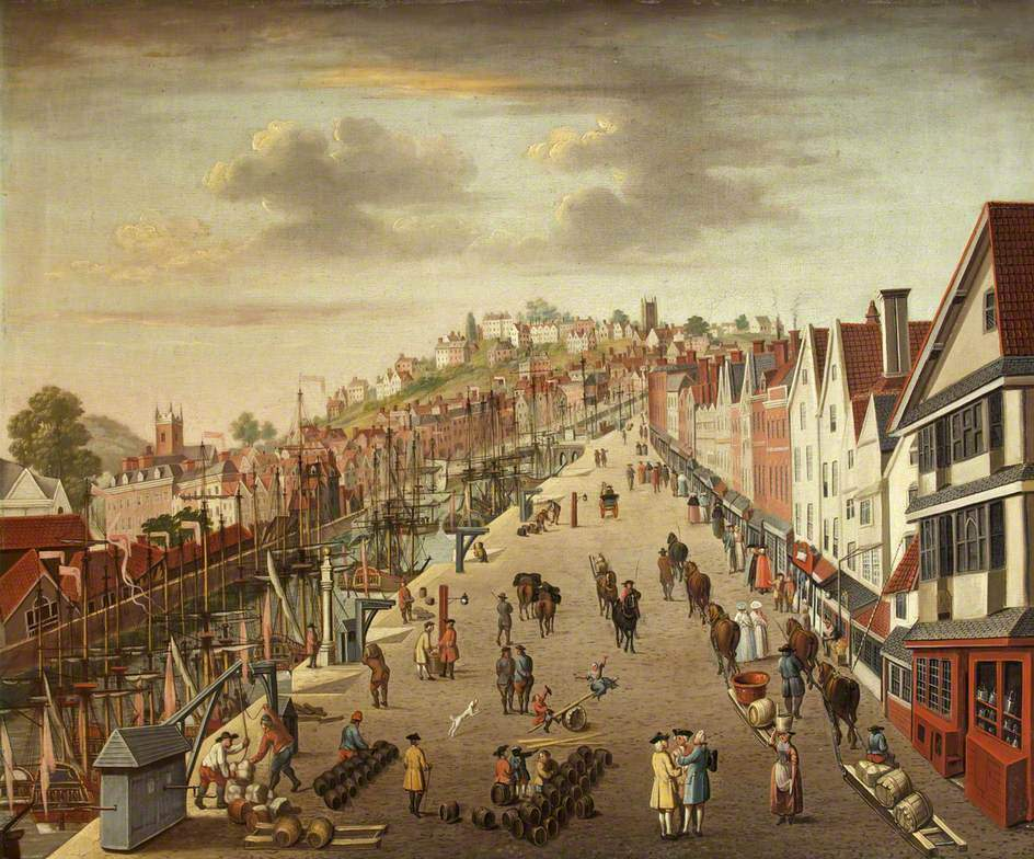 a picture of the city life in new england in the 18th century Pictures of hampshire a county in england  'broadlands' a magnificent 18th century  alresford is a market town in hampshire, just north-east of the city.