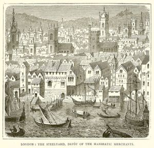 London: The Steelyard, Depot of the Hanseatic Merchants