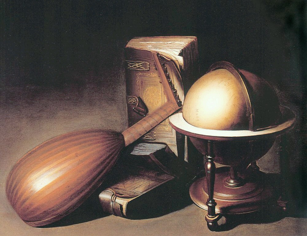 still-life-with-globe-lute-and-books