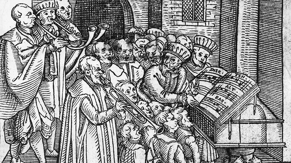 Tudor Musicians